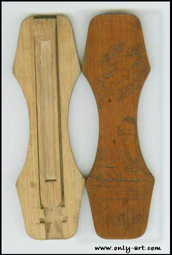 竹质绕线板&bamboo